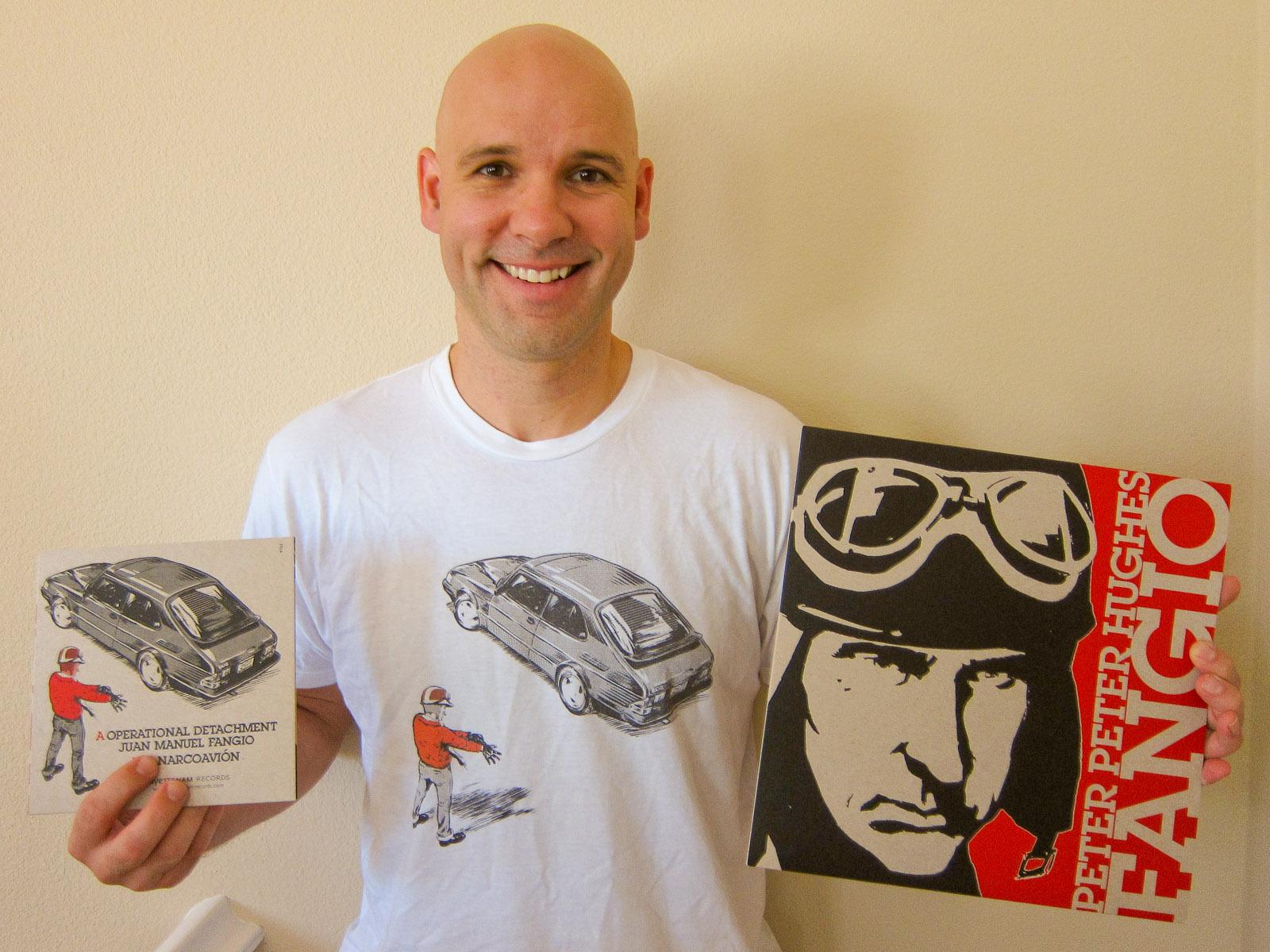 Marty con Fangios