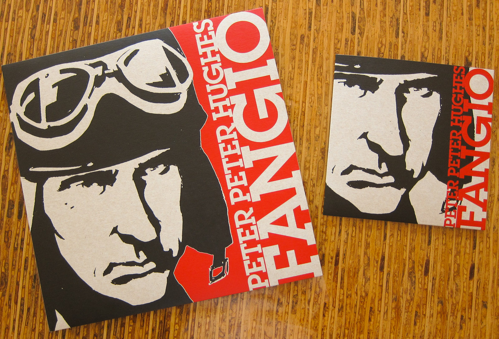 Fangio fronts